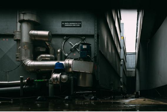 a boiler system